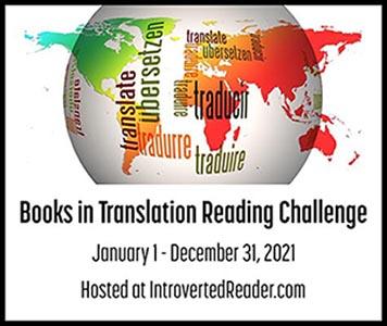 Books in Translation Reading Challenge 2021